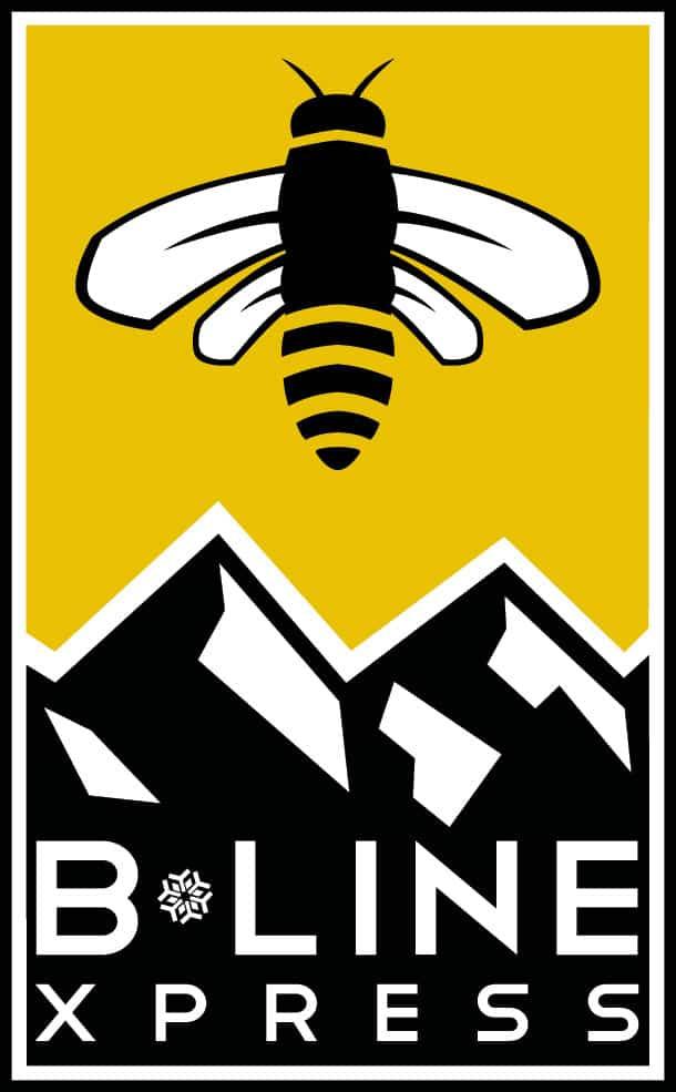 B-Line Limo logo