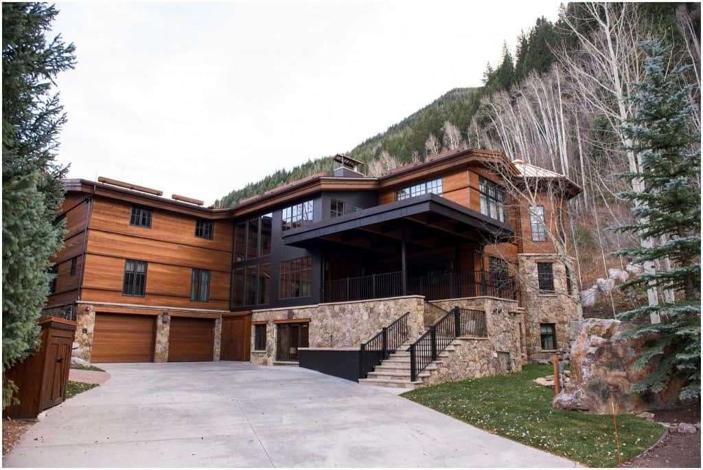 A home for sale in Vail Colorado