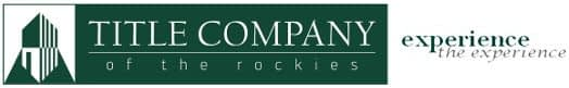 Title Company of the Rockies logo