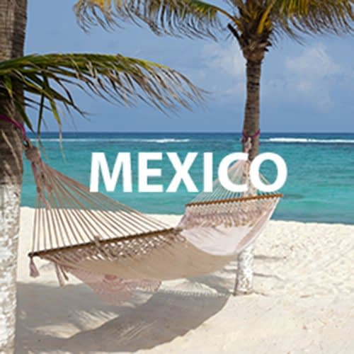 Hammock on the Mexican Riviera